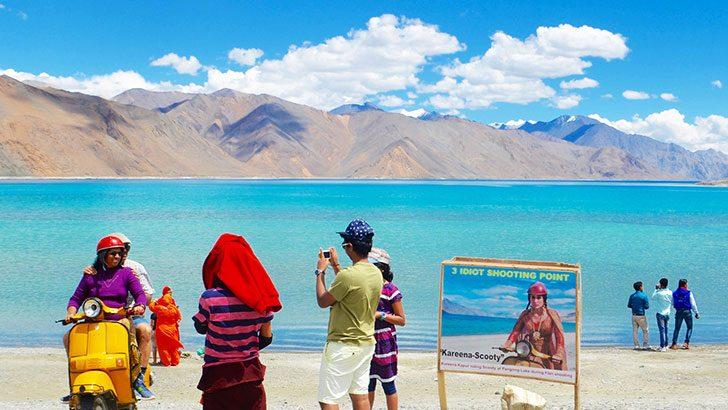Retour de la saison touristique au Ladakh… et des connexions internet !