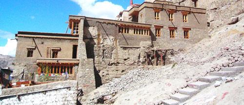 Lamo - Munshi House - Leh Palace